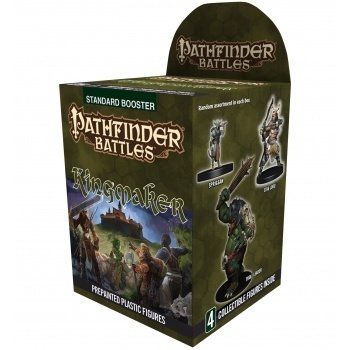 Pathfinder Battles - Kingmaker - Booster Brick