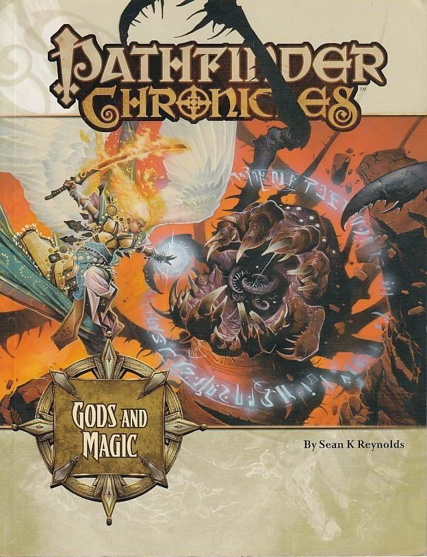 Pathfinder Chronicles Gods and Magic (Genbrug)