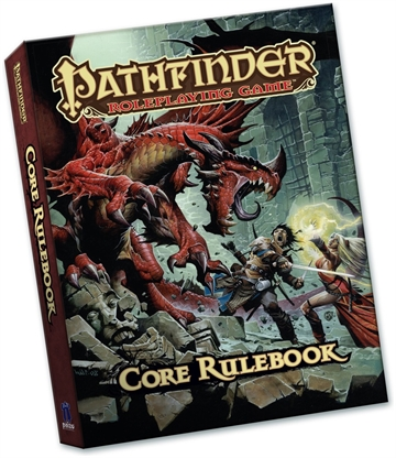 Pathfinder Pocket - Rulebook - Rollespilsbog