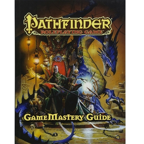 Pathfinder RPG - Game mastery Guide (2.sortering)