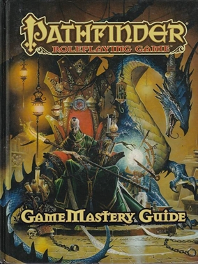Pathfinder Roleplaying Game GameMastery Guide (Genbrug)