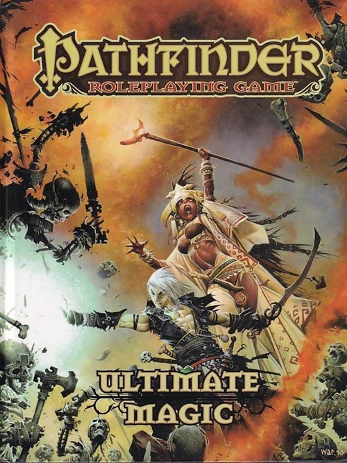 Pathfinder Roleplaying Game Ultimate Magic (Genbrug)