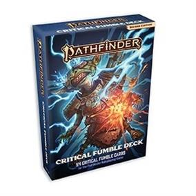 Pathfinder Second edition - Critical Fumble Deck