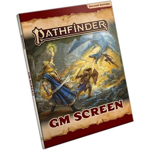 Pathfinder Second edition - GM Screen