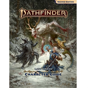 Pathfinder Second edition - Lost Omens Character Guide