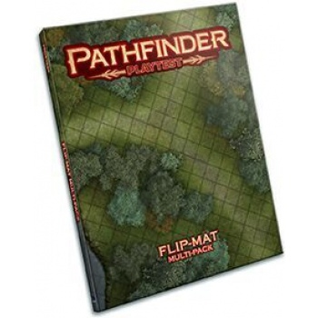 Pathfinder Second edition - Playtest Flip-Mat Multi-Pack