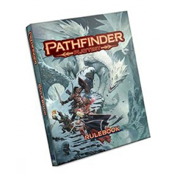 Pathfinder Second edition - Playtest Rulebook - Hardcover