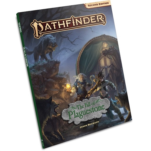 Pathfinder Second edition Adventure - Fall of Plaguestone