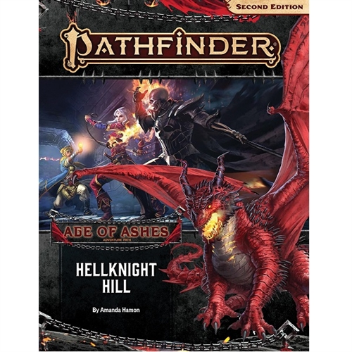 Pathfinder Second edition - Adventure Path 145 - Hellknight Hill (Age of Ashes 1 of 6)