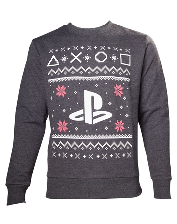 Playstation - Julesweatshirt