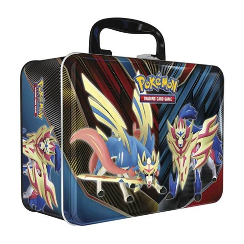 Pokemon Collector Chest (Spring 2020) - Pokemon kort