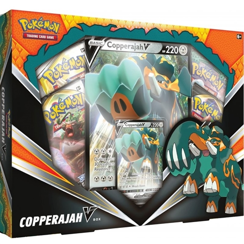 Pokemon Kort - Copperajah V Box
