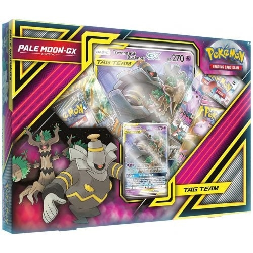 Pokemon Kort - Pale Moon GX Box