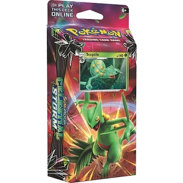 Pokemon Sun and moon 7 - Celestial Storm - Theme Deck Sceptile