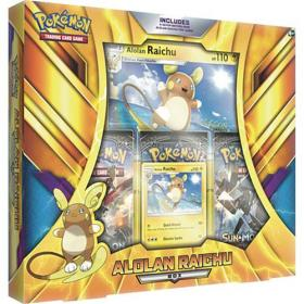 Pokemon kort - Alolan Raichu Box