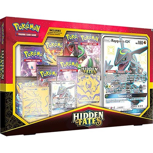 Pokemon kort - Hidden Fates - Premium Powers Collection