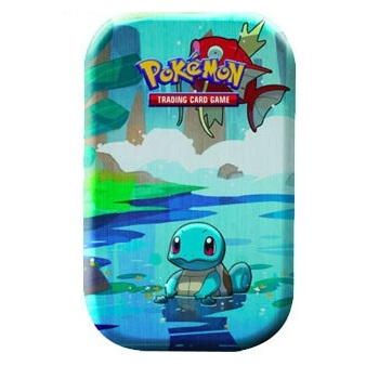 Pokemon kort - Kanto Friends Mini Tin - Squirtle