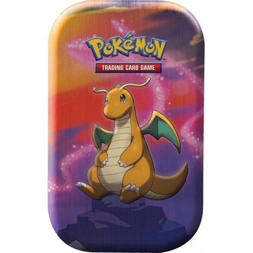 Pokemon kort - Kanto Power Mini Tin - Dragonite