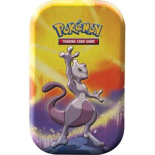 Pokemon kort - Kanto Power Mini Tin - MewTwo