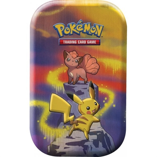 Pokemon kort - Kanto Power Mini Tin - Pikachu & Vulpix