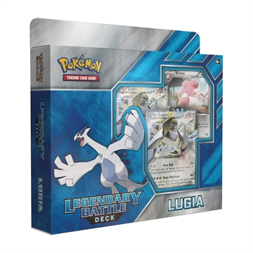 Pokemon kort - Legendary Battle Decks - Lugia