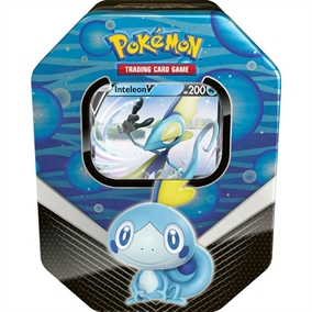 Pokemon kort - Spring Tin - Inteleon V