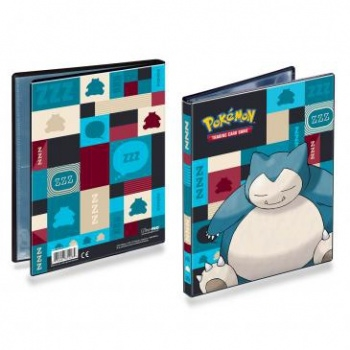 4-Pocket - Snorlax - A5 Pokemon Mappe