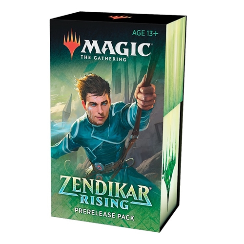 Prerelease Pakke - Zendikar Rising - Magic The Gathering