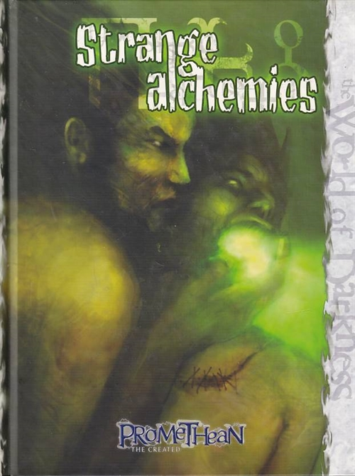 Promethean The Created - Strange alchemies (Genbrug)