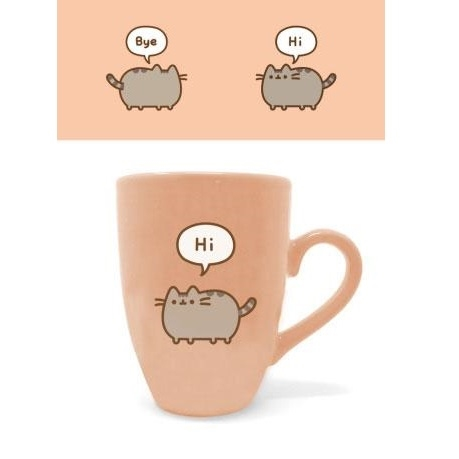Pusheen - Latte Mug Pusheen Says Hi - Krus