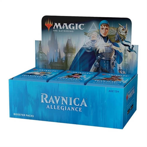 Ravnica Allegiance - Booster Box Display (36 Booster Pakker) - Magic the Gathering