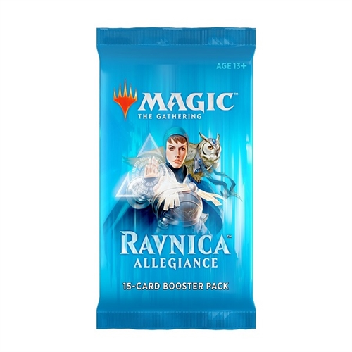 Ravnica Allegiance - Booster Pakke - Magic the Gathering