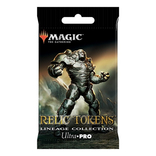 Relic Tokens Lineage Collection - for Magic The Gathering - Ultra Pro