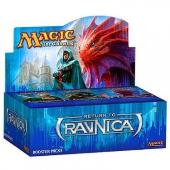Return to Ravnica - Booster Box Display (36 Booster Pakker) - Magic the Gathering