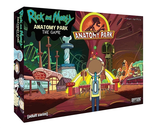 Rick and Morty - The Anatomy Park