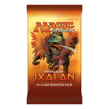 Rivals of Ixalan - Booster pakke - Magic the Gathering