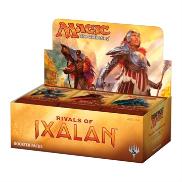 Rivals of Ixalan - Display Booster box (36 Booster pakker) - Magic the Gathering