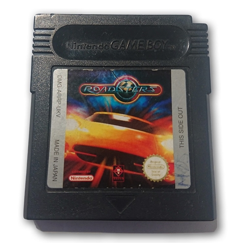Roadsters - Gameboy original (A-Grade) (Genbrug)