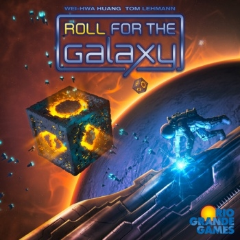 Roll for the Galaxy - Brætspil