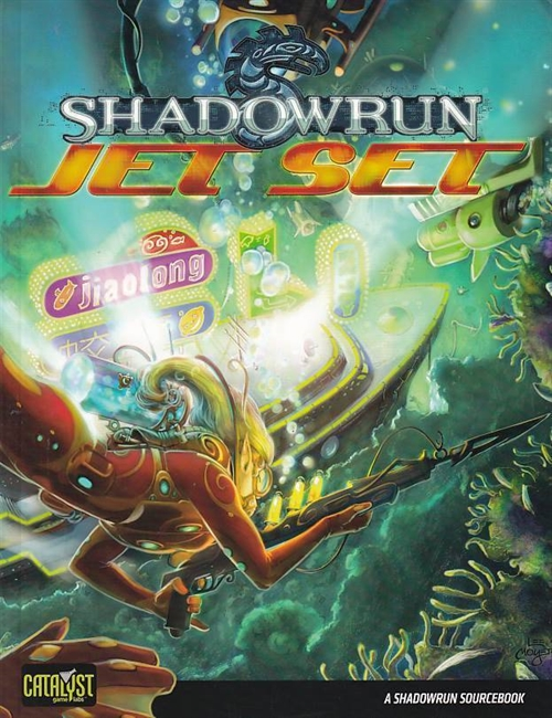 Shadowrun 20th Anniversary Jet Set (Genbrug)