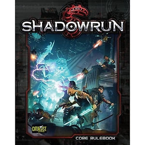 Shadowrun 5th -  Master Index edition - Core Rulebook