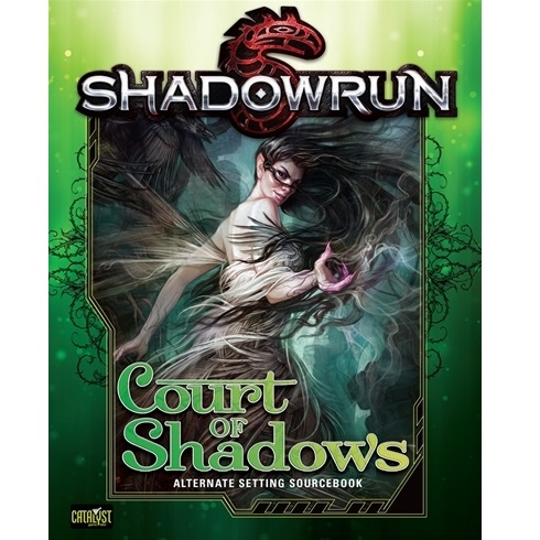 Shadowrun 5th - Court of Shadows - (2. sortering)