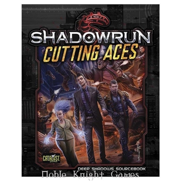 Shadowrun 5th - Cutting Aces - Rollespilsbog