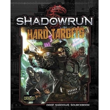 Shadowrun 5th - Hard Targets - Rollespilsbog