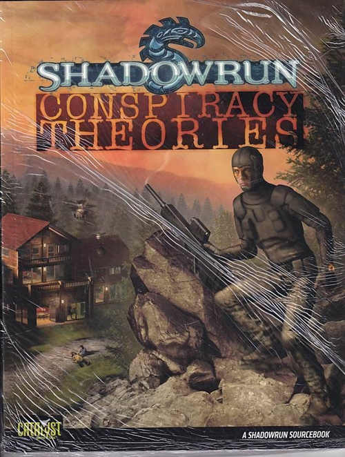 Shadowrun 20th Anniversary Conspiracy Theories (Genbrug)