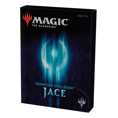 Signature Spellbook - Jace - Magic the Gathering