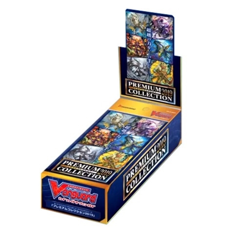 Special Series Premium Collection 2019 -  Booster Box Display (10 Booster Pakker) - Cardfigth!!! Vanguard V