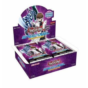 Speed Duel 2 Attack from the Deep - Booster Box Display (36 Booster Pakker) - Yu-Gi-Oh kort