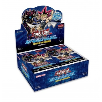 Speed Duel Trial of the Kingdoms - Booster Box Display (36 Booster Pakker) - Yu-Gi-Oh kort