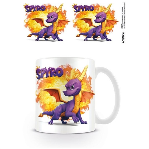 Spyro the Dragon - Fireball - Krus